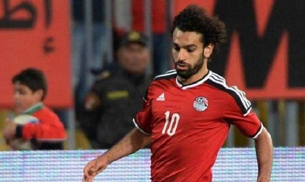 محمد صلاح ينضم لمعسكر الفراعنة استعدادا لمباراة تونس