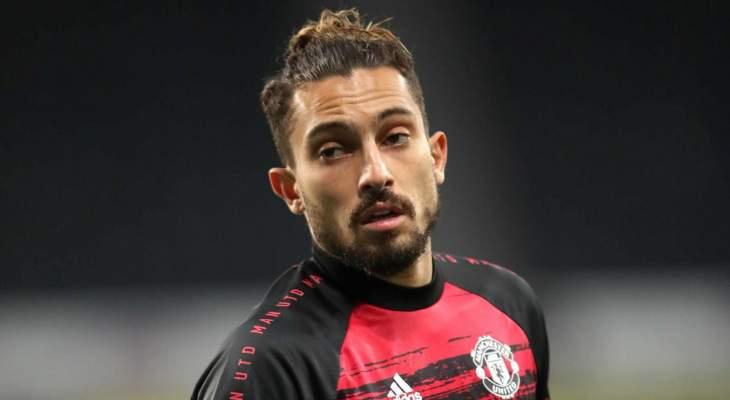 تيليس: جئت إلى مانشستر يونايتد لكي ألعب
