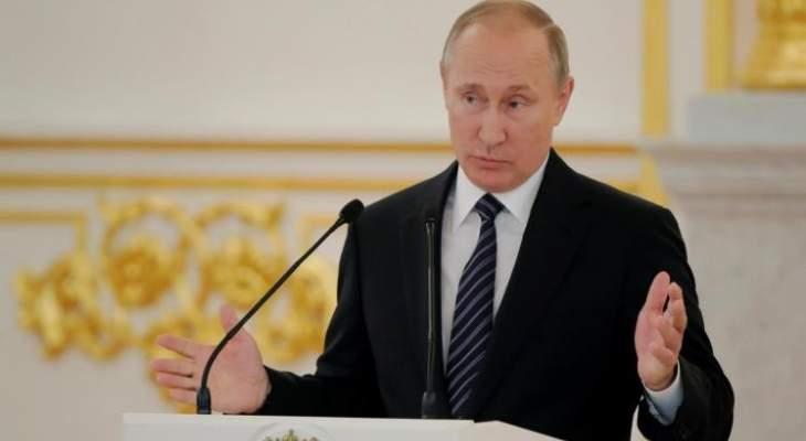 بوتين يؤكد: جميع المرافق والمنشآت جاهزة لبطولتي القارات والعالم