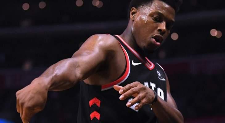 NBA: تورنتو يتفوق على الواريرز وسكرامنتو يسجل 141 نقطة في سلة مينسوتا