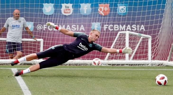 برشلونة يعلن اصابة سيليسن