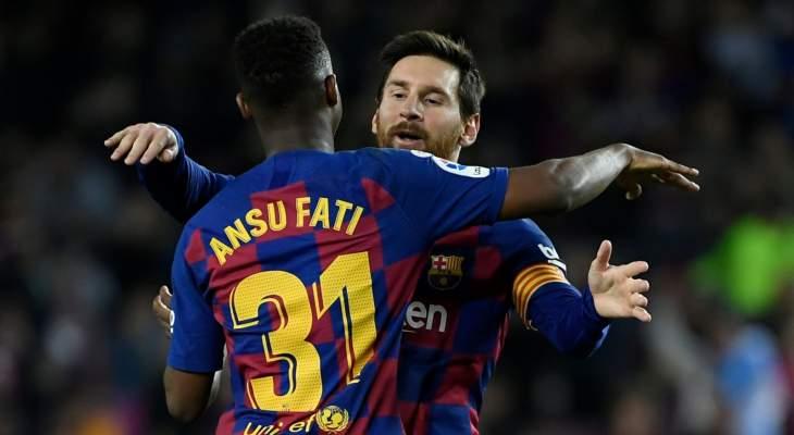 موجز الصباح: برشلونة يتخطى ليفانتي، الانتر يواصل الضغط على يوفنتوس تعادل مخيب لمارسيليا