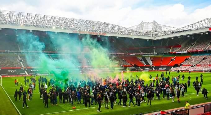 تأجيل مباراة مانشستر يونايتد و ليفربول لتاريخ يحدد لاحقاً