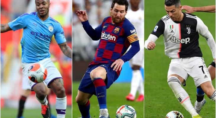 موجز المساء: دوريات كرة القدم قد لا تعود حتى نهاية العام، تأجيل جديد للدوري الايطالي واول حالة كورونا في كرة القدم التونسية