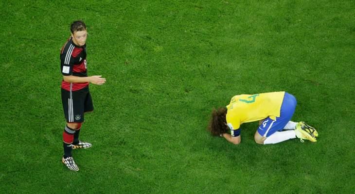 لويز يثني على تواضع أوزيل خلال مونديال 2014