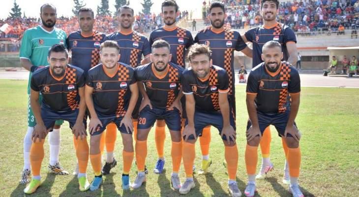 الوحدة بطل كأس السوبر السوري على حساب تشرين