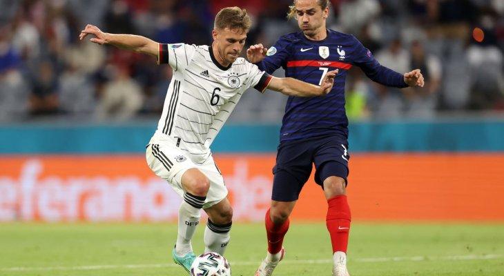 ارقام واحصاءات بعد مباراة فرنسا والمانيا