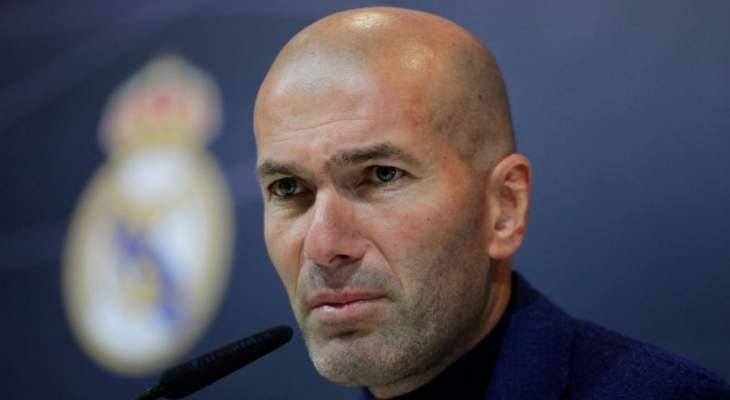 اول عرض رسمي لزيدان بعد تركه ريال مدريد