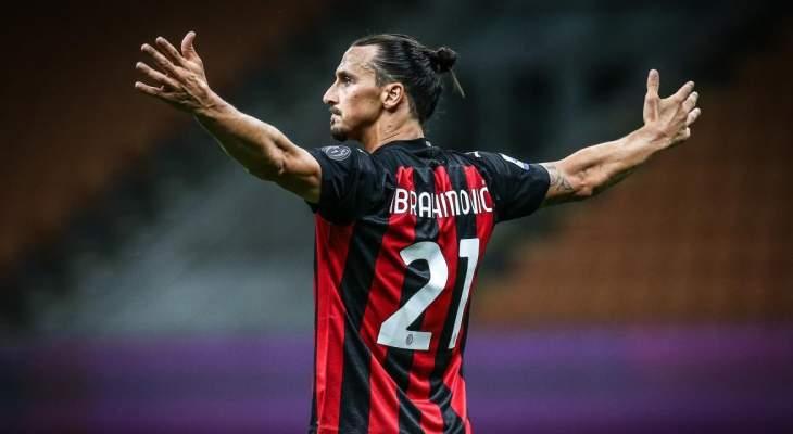 بيولي مقتنع بضرورة بقاء إبراهيموفيتش في ميلان