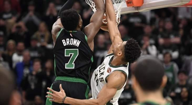 NBA : بوسطن وغولدن ستايت يحققان الفوز الأول