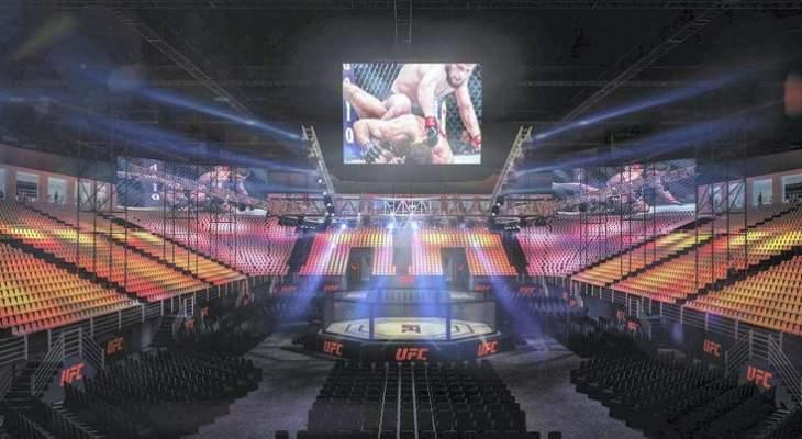 إستعدادات إستثنائية لبطولة UFC 251 في زمن الكورونا
