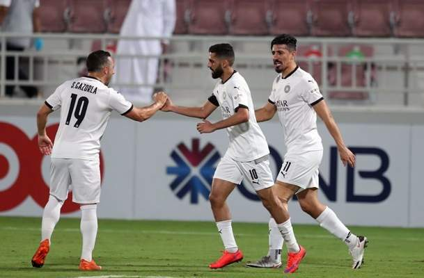 كأس قطر: السد الى النهائي برباعية في مرمى الدحيل