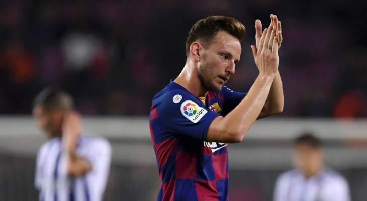 برشلونة يرفض السماح لراكيتيتش بالرحيل الى منافس مباشر