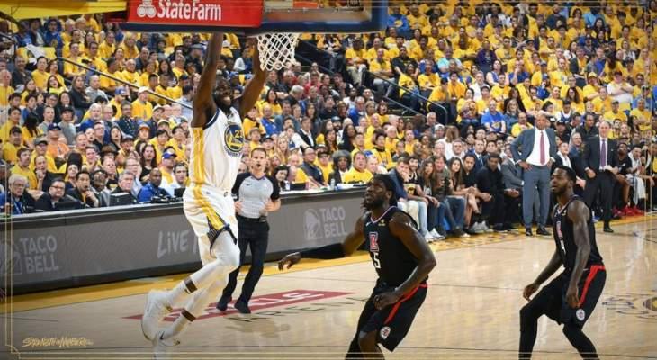 NBA: غولدن ستايت يتقدم في السلسلة النهائية ودنفر يسقط امام سان انطونيو