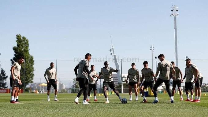 تدريبات ريال مدريد الاخيرة هذا الاسبوع بغياب ناتشو ويوفيتش