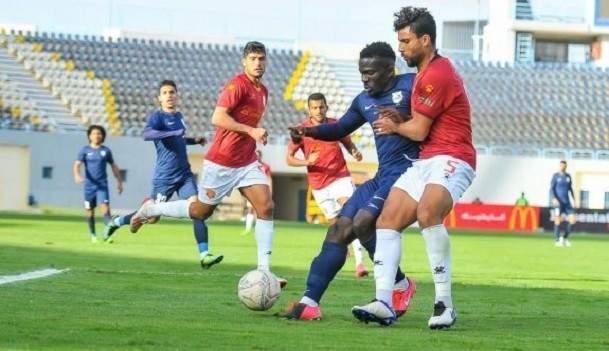 الدوري المصري: فوز ثمين لإنبي ومستحق للجونة