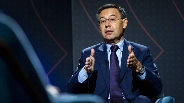 رئيس برشلونة يرفض الإستقالة