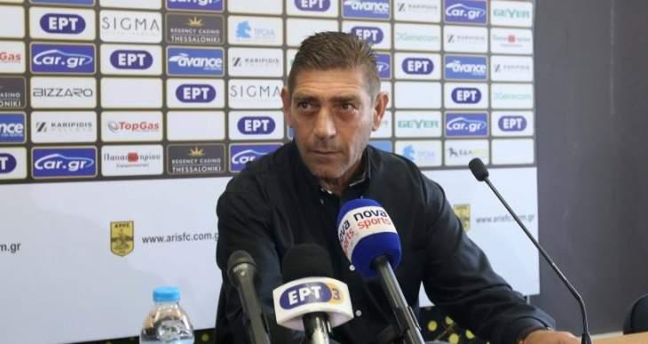 بانتيليديس مدرباً جديداً لاريس سالونيكا