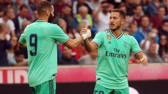 ريال مدريد يقرر القيام بثورة في خط هجومه