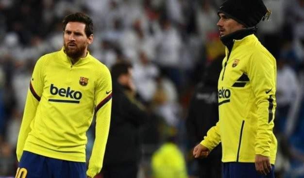 موجز المساء: غريزمان قد يرحل عن برشلونة، ميسي يتعرض لاهانة قاسية، ريال مدريد يواجه خيتافي وشفاء ديوكوفيتش من كورونا