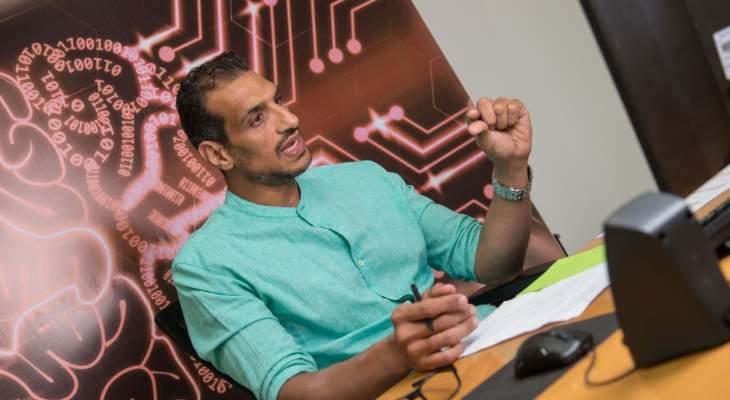 اسماعيل أحمد يشارك بالدورة التدريبية مع النجوم