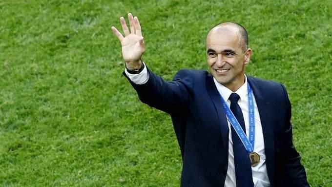 تمديد ولاية مارتينيز مع منتخب بلجيكا حتى 2022