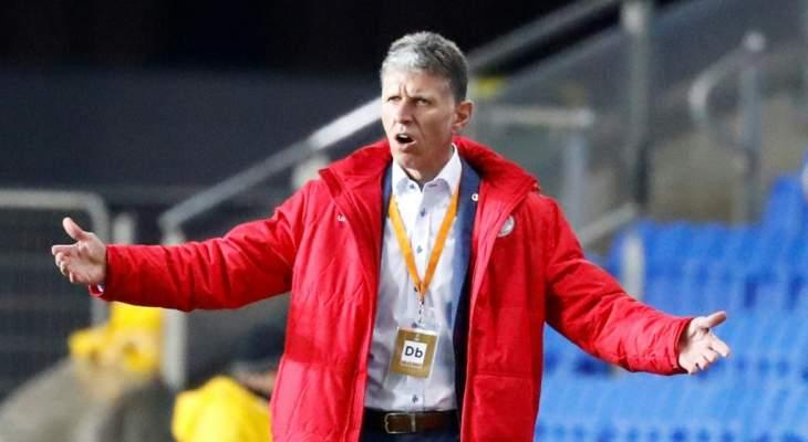 ياروسلاف سيلهافي مدربا جديدا للمنتخب التشيكي