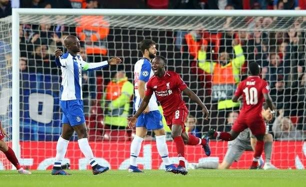 ليفربول يجتاز الامتحان الاول امام بورتو بفوز بثنائية صريحة