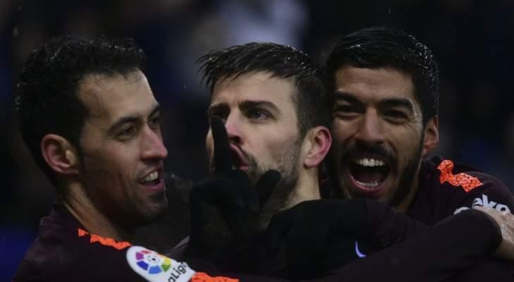 موجز المساء: نهاية مثيرة في الأنفيلد، الرياضي يفوز على هومنتمن، تعادل برشلونة ولبنان يتألق في كرة الصالات