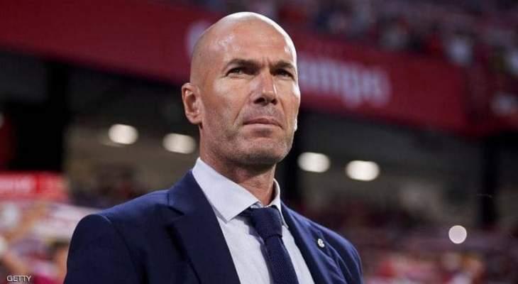 ريال مدريد لن يقيل زيدان مهما حدث هذا الموسم