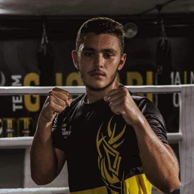 عبدالله منياتو يرفض مواجهة لاعب اسرائيلي في بطولة العالم للـ MMA