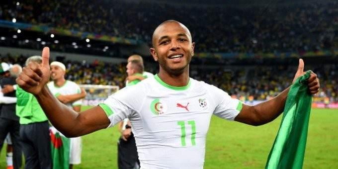 الريان القطري يؤكد وصول الجزائري ياسين إبراهيمي