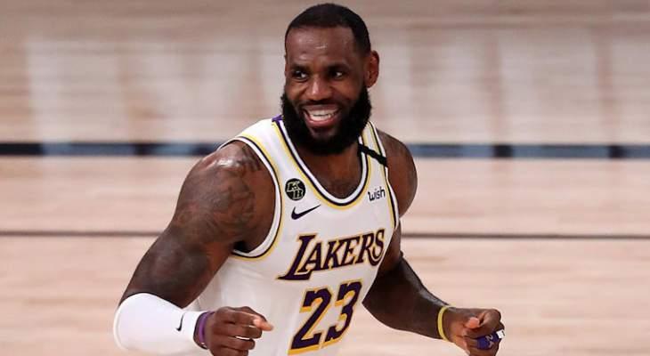 جدول مباريات اول 3 ايام من NBA