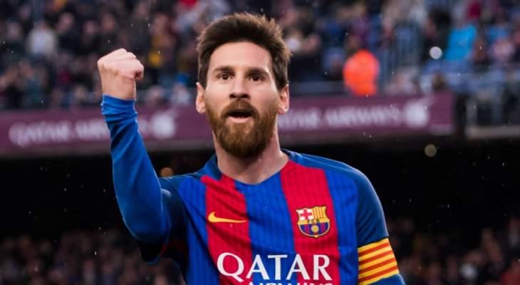 ميسي سيغيب عن تشكيلة برشلونة في جولة الولايات المتحدة