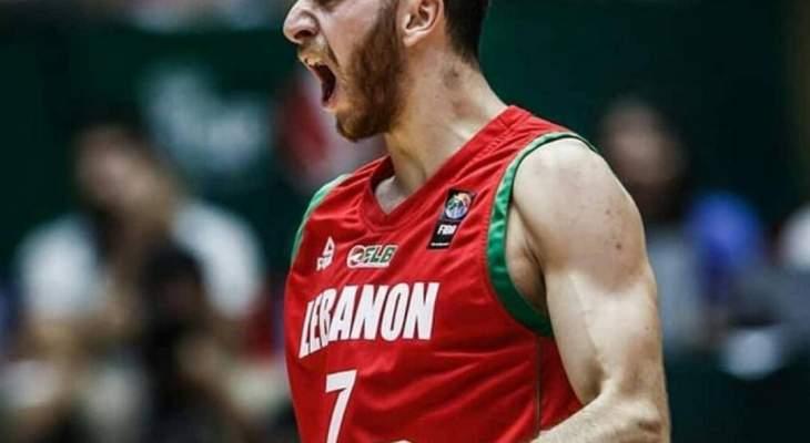 عرقجي خارج بطولة لبنان