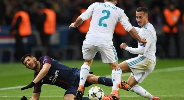 كارفخال لا يرغب بمواجهة فريق اسباني في ربع نهائي دوري الابطال