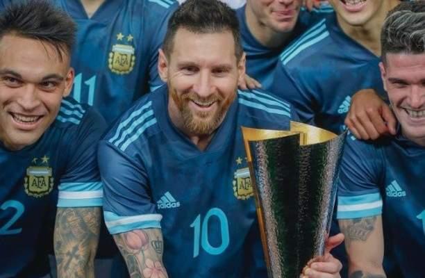 ميسي: للفوز على البرازيل عليك ان تبذل قصارى جهدك