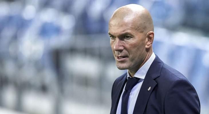 نجم سابق لريال مدريد مرشّح بقوة لخلافة زيدان