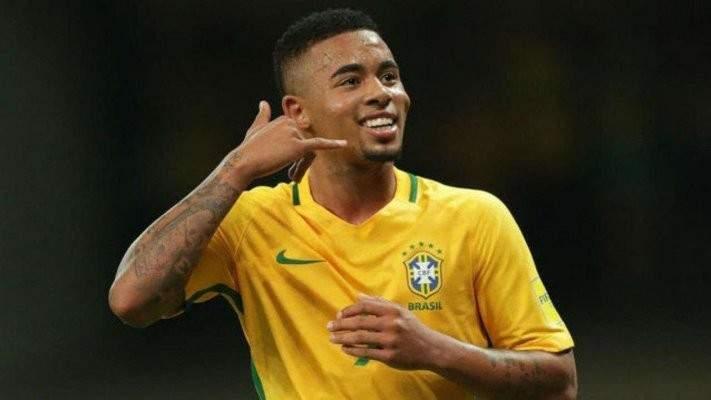 عودة مهاجم مانشستر سيتي لتشكيلة البرازيل