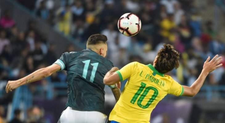 ريفالدو ينتقد منح باكويتا القميص رقم 10 مع منتخب البرازيل