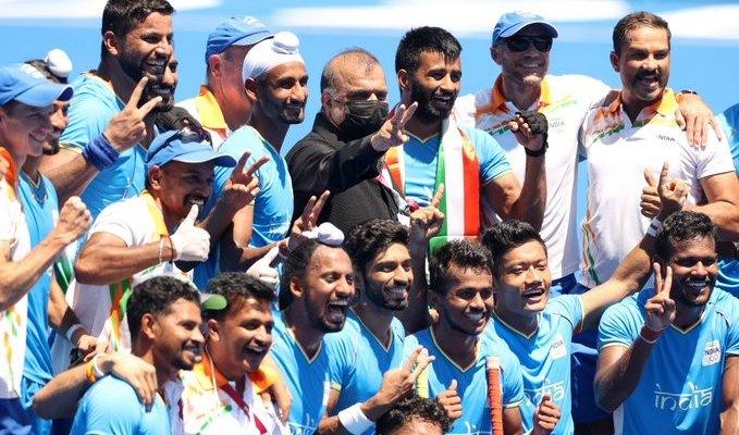 أولمبياد طوكيو - هوكي: الهند تحرز الميدالية البروزنية