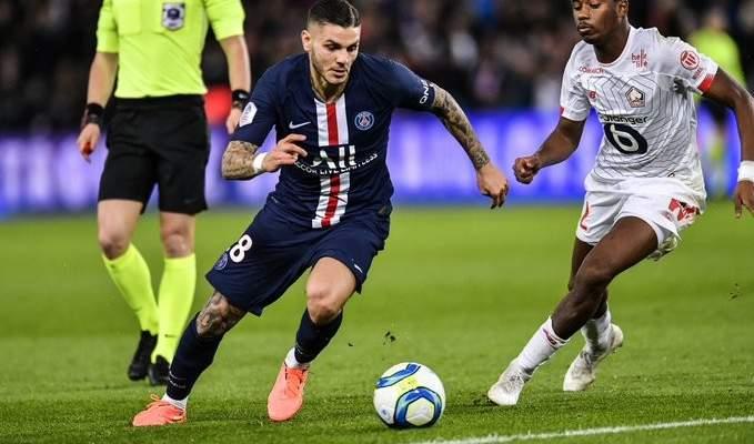 الليغ 1: باريس سان جيرمان يتخطى ليل بثنائية ويوسع الفارق مع مارسيليا