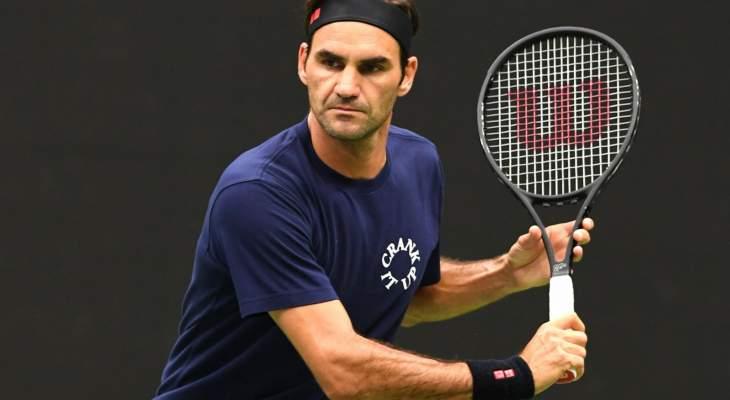 فيدرر متهم بالتلاعب في تصنيف لاعبي التنس المحترفين
