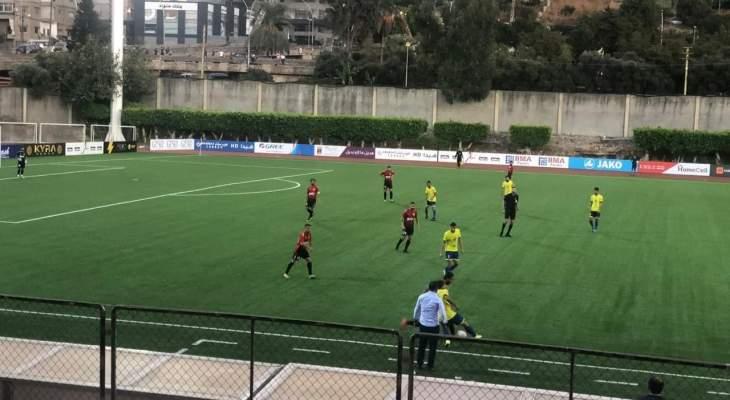 ترتيب الدوري اللبناني بعد انتهاء الجولة الثالثة