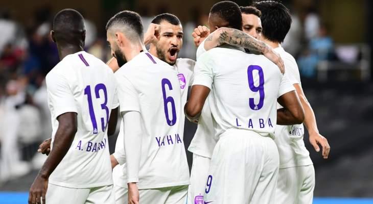 كأس الخليج العربي الإماراتي: الجزيرة يكتسح الوحدة والعين يسقط الشارقة