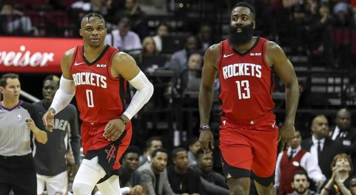 NBA: رقم قياسي جديد في مباراة واشنطن وهيوستن