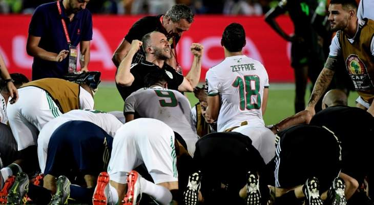 قرارات صحيحة في مباراتي نصف نهائي كأس امم افريقيا 2019