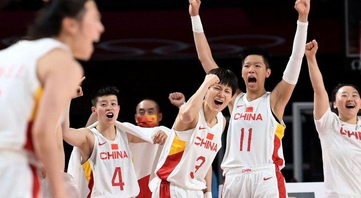 سيدات الصين الى ربع نهائي طوكيو 2020 بعد تصدر المجموعة الثالثة