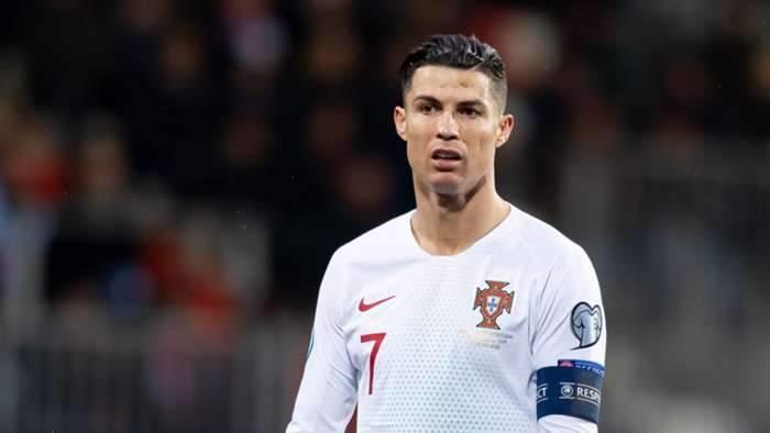 لقطة توبيخ رونالدو تخطف أضواء مباراة البرتغال