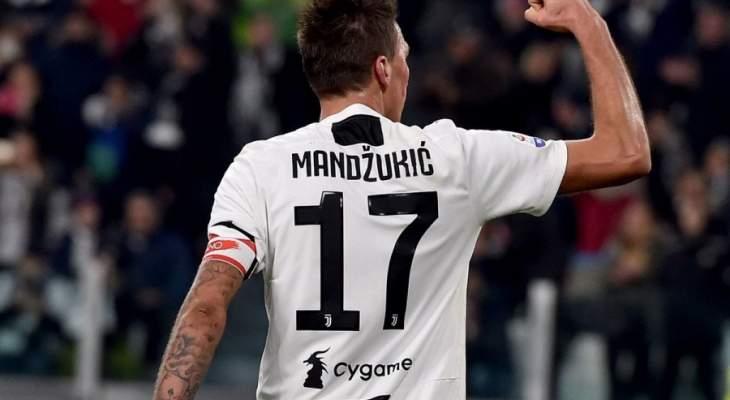 ماندزوكيتش يودع مدربه وزميله بعد نيل لقب السكوديتو